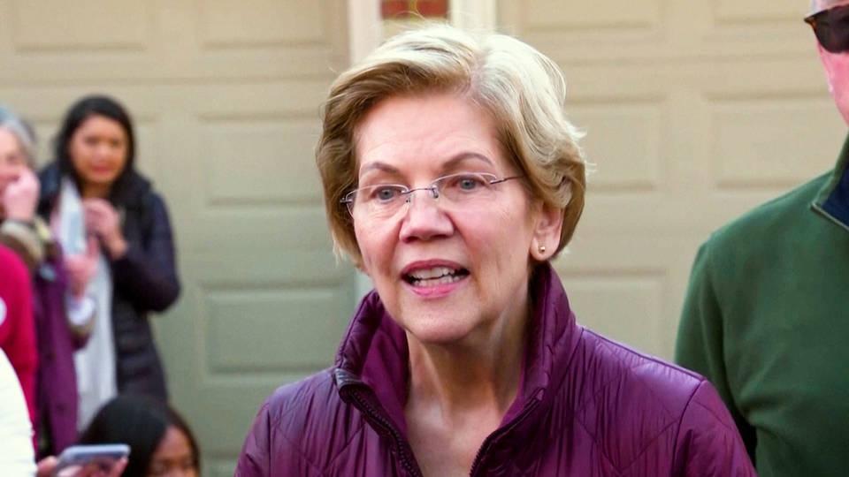 Elizabeth Warren Calls Gender a 'Trap Question' for 2020 Candidates