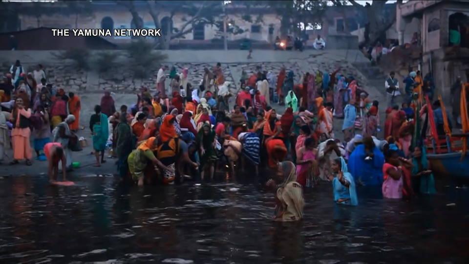 H10 yamuna river