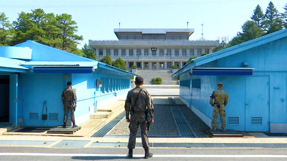 H3 us south korea wargames threaten peacetalks