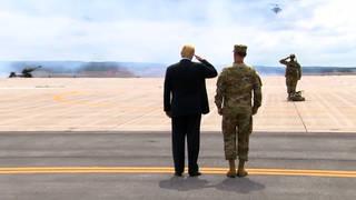 H5 trump military parade