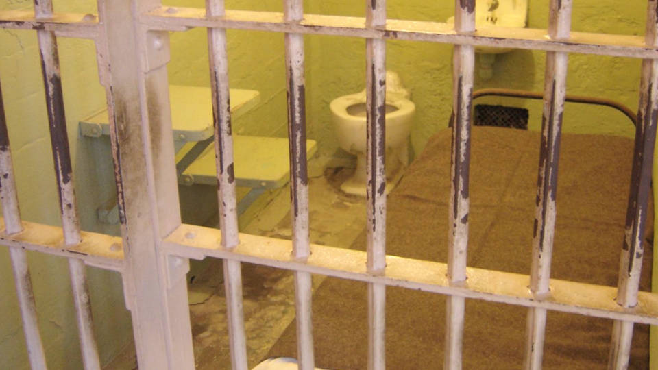 H12 new jersey solitary confinement prisons
