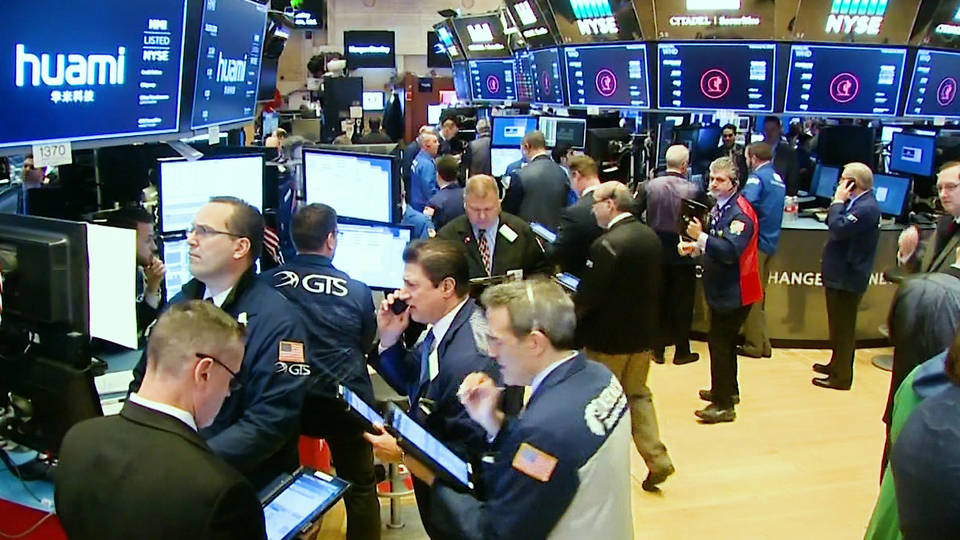 H4 stocks tumble as coronavirus rattles global economy