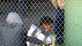 H2 asylum seekers el paso jail ice hunger strike immigration