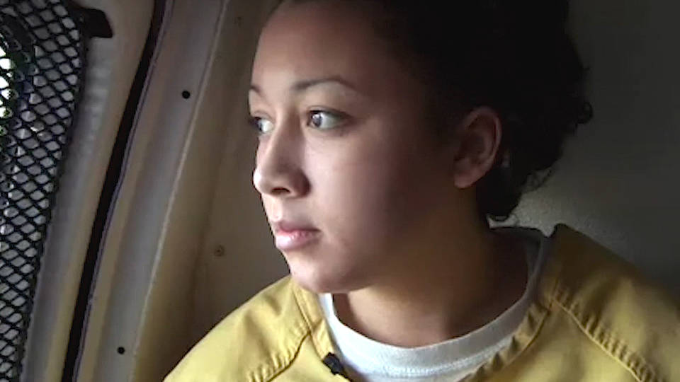 H14 cyntoia brown released prison 15 years sexual abuse survivor murder tennessee bill haslam
