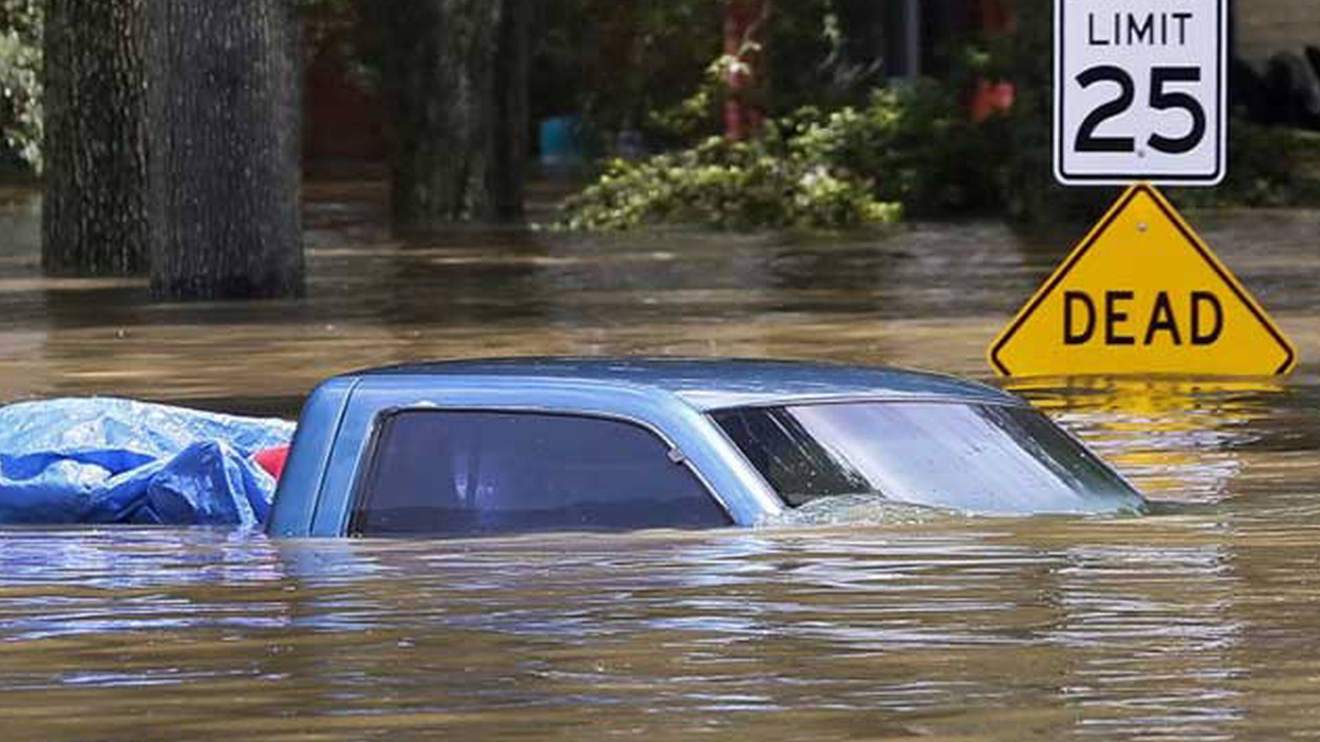 Climate Change Update: Scientists Link Climate Change To Deadly Louisiana