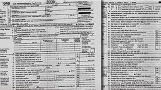 H01 trump taxes