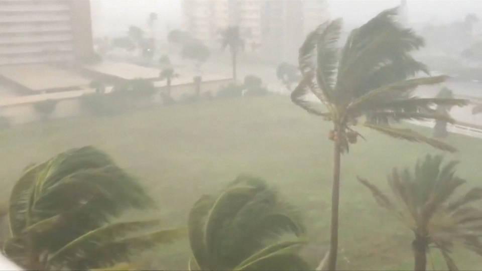 H11 tropical storm gordan approaches gulf coast0