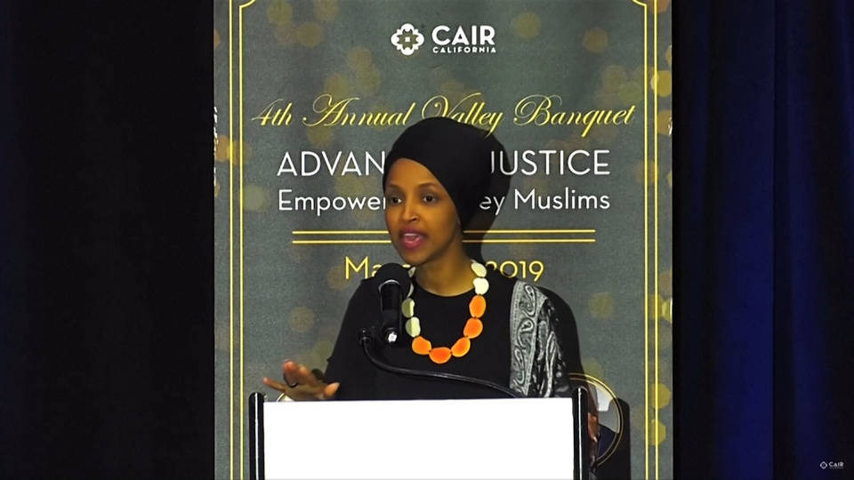 The attacks on Ilhan Omar reveal an America set against Muslims