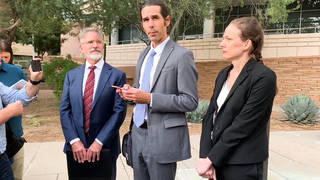 H4 humanitarian volunteer scott warren not guilty felonies aiding migrants tucson arizona sonoran desert