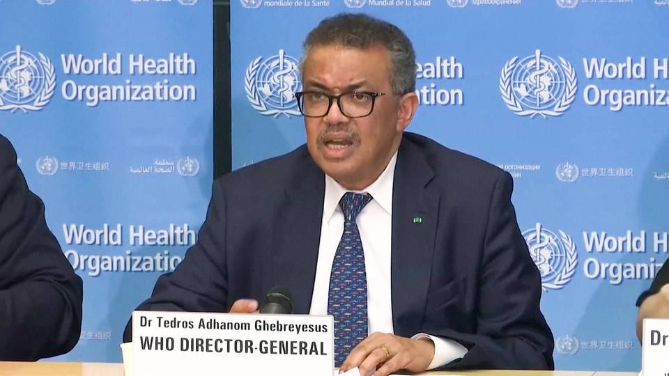 H3 world health organization coronavirus warning this is not a drill