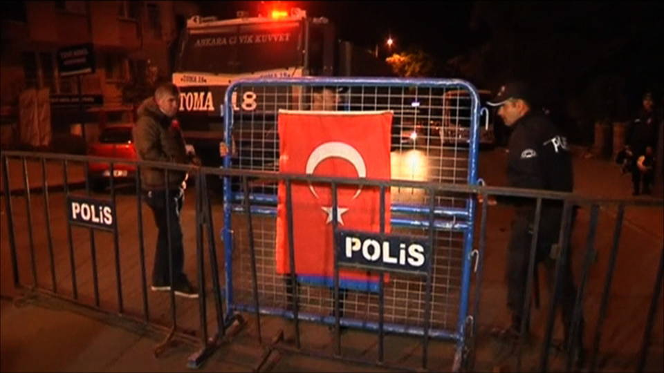H01 turkey arrests