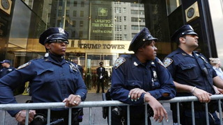 H06 police trump tower