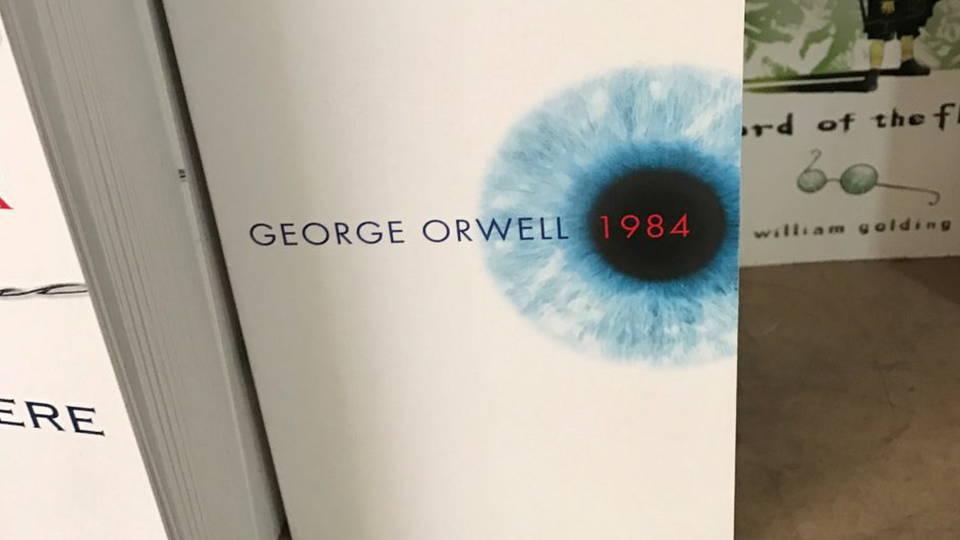 H17 1984 orwell