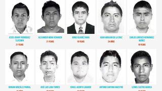 H13 ayotzinapa