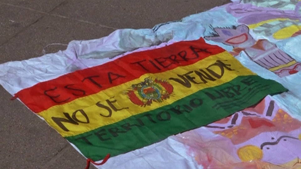 H16 bolivia amazon protest1