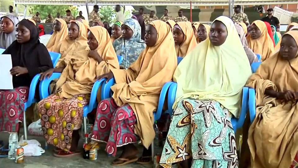H7 boko haram girls nigeria