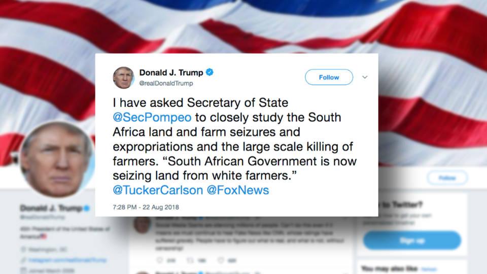 H8 trump south africa