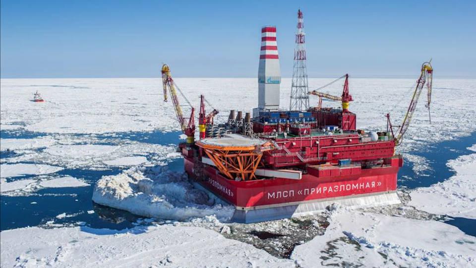 Headline arctic drilling