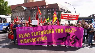 H2 berlin protest
