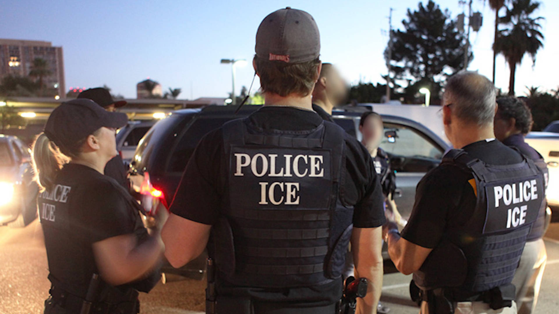 Immigration Arrests Up 30 Percent in 2017, Still Far Below ...