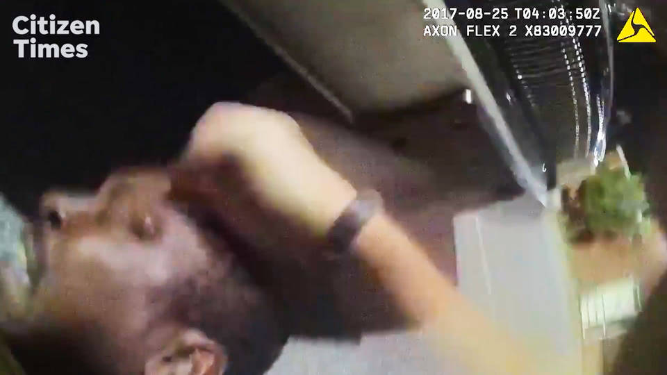 Video of police beating black man surfaces, community reacts angrily