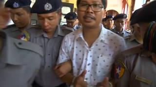 H6 burma reporters 100 days arrest