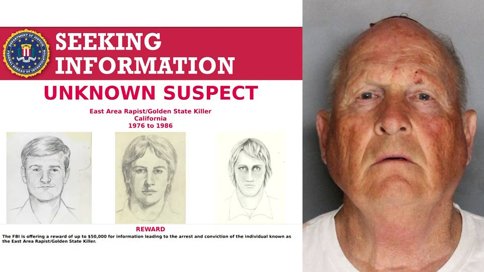 H11 golden state killer