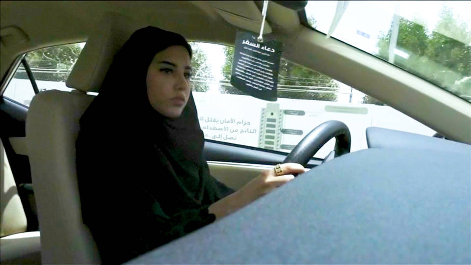 H8 saudi women drivers
