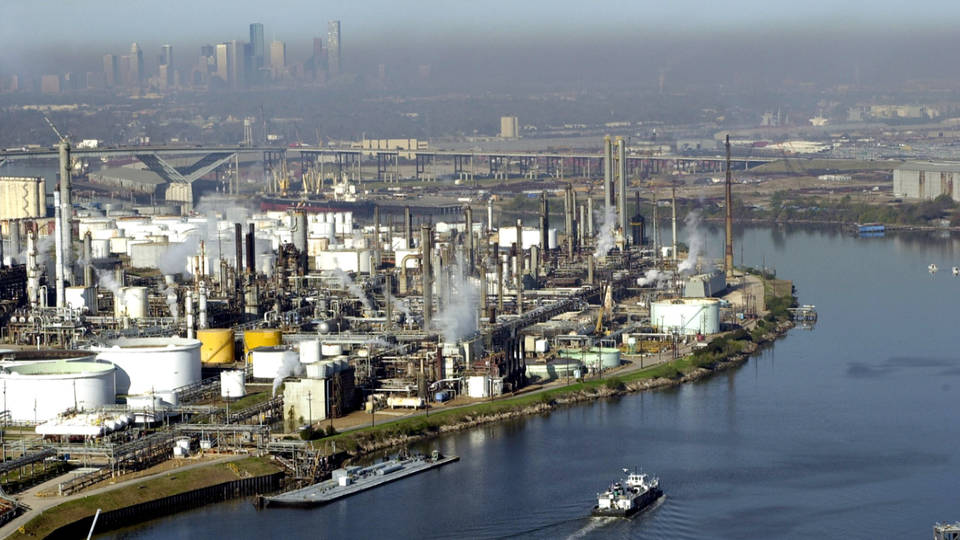 H9 oil industry climate change