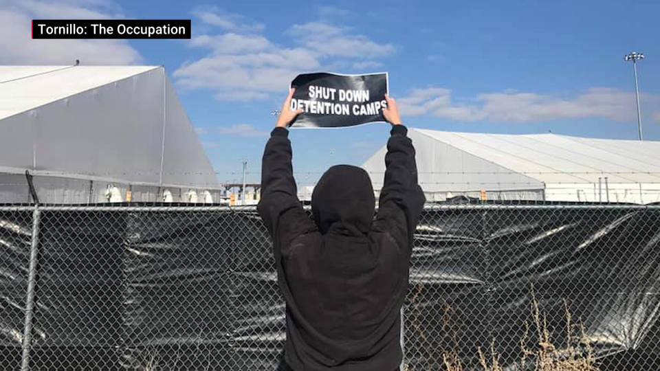 H19 tornillo the occuptation protest el paso