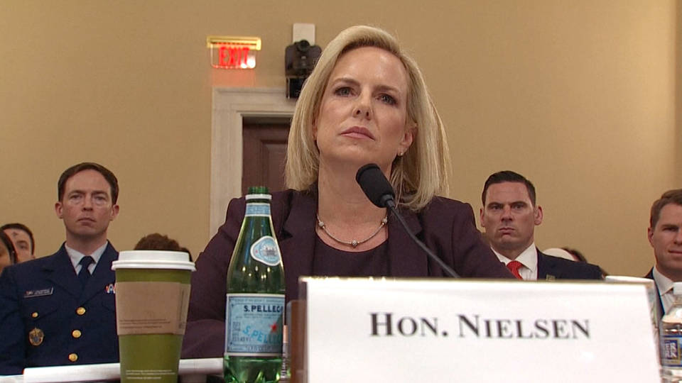 Secretary Nielsen defends President Trump's national emergency declaration