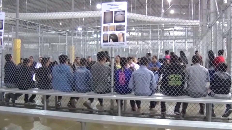 H5 arizona man dies ice custody flu