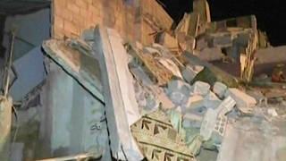 H6 syria 22 civilians killed idlib israel bombs iranian forces near damascus russia iran quds force