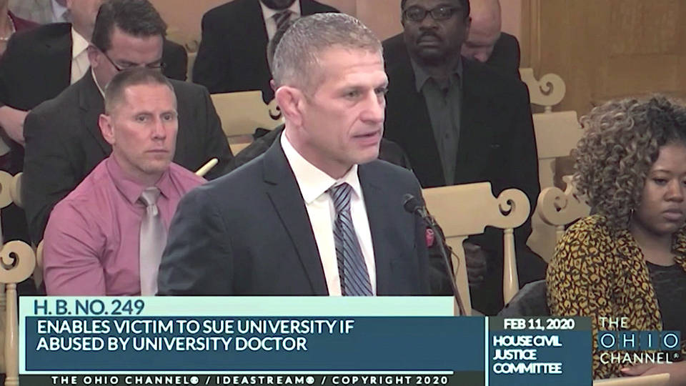 H5 ex ohio state wrestler jim jordan sexual abuse cover up