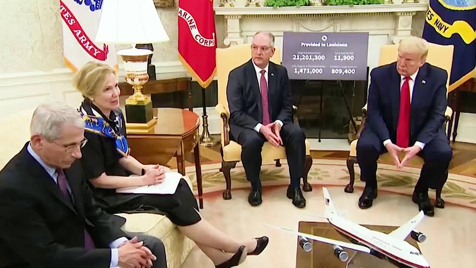 Ivanka Trump's personal assistant latest to test positive for coronavirus