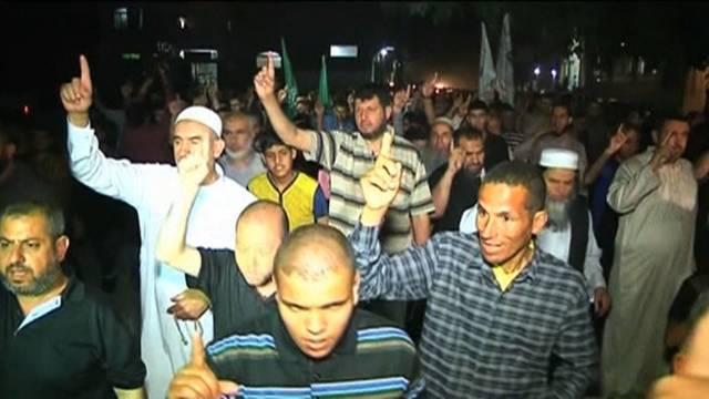 Headline palestine