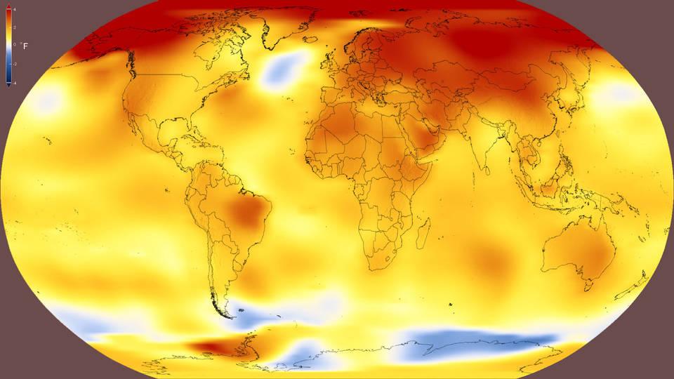 H nasa climate