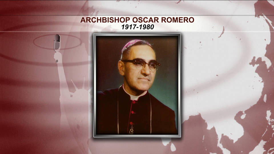 H12 archbishop romero sainthood