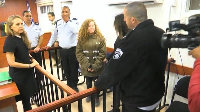 H5 ahed tamimi sentenced
