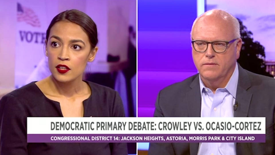 H9 alexandria ocasio cortez challenges joe crowley nyc