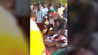 H10 sudan deaths protests military raid
