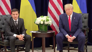 H4 us envoy kurt volker house deposition text messages ukraine trump zelensky