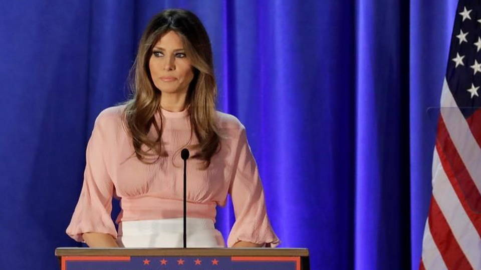 H04 melania cyber bully speech