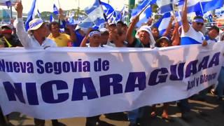 H8 nicaragua protests