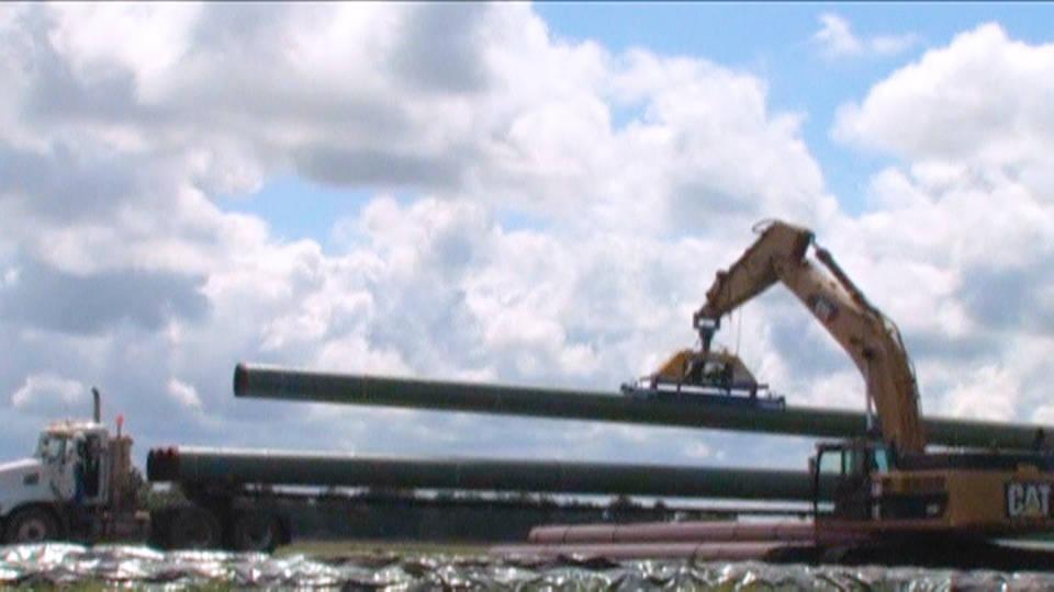 H9 kxl pipeline