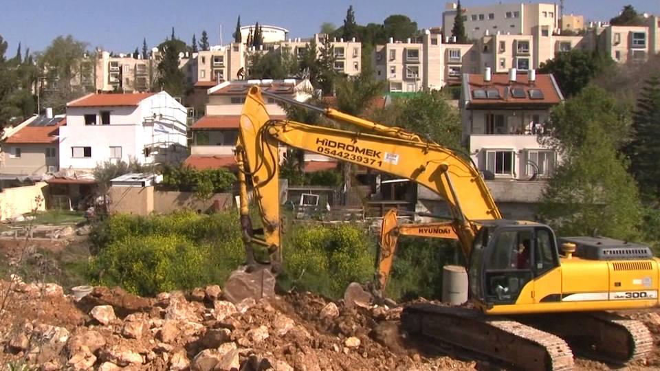 H8 west bank settlements netanyahu annex