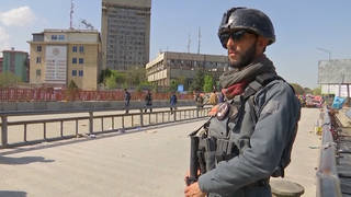 H4 afghanistan suicide attack ministry communications kabul
