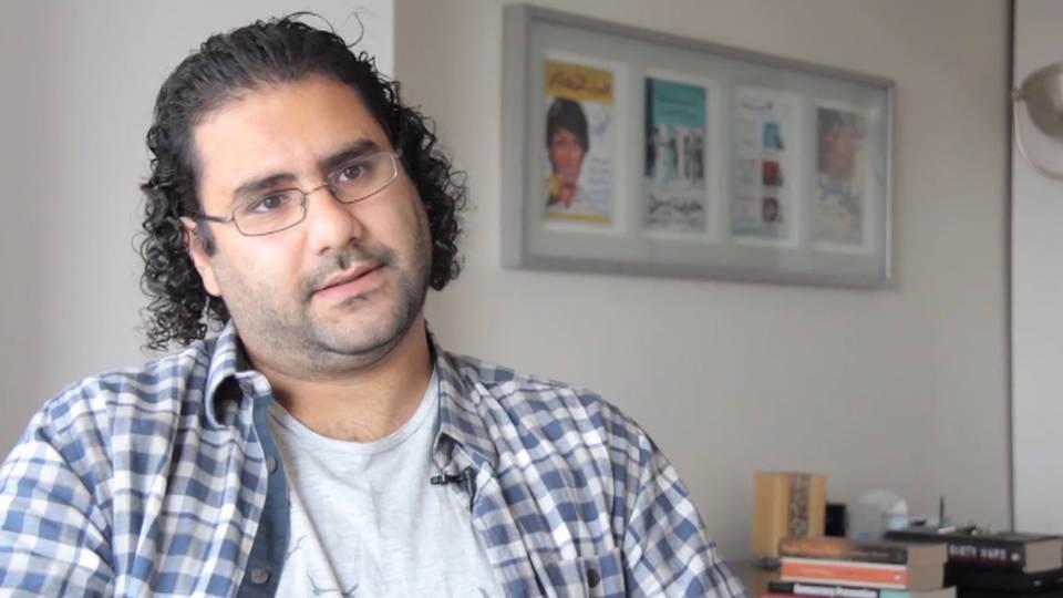 H10 alaa abd el fattah egypt dissident beaten threatened abused custody