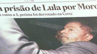 H11 brazilian supreme court ruling could free former president lula supreme court intercept glenn greenwald
