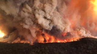 H3 australian wildfires release massive amounts greenhouse gas
